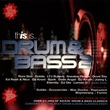 Various - This Is...Drum+Bass Vol.2
