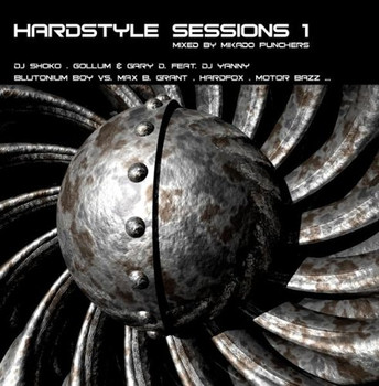 Various - Hardstyle Sessions Vol.1