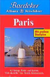 Baedeker Allianz Reiseführer: Paris [Inkl. großen Stadtpaln, 12. Auflage 2003]