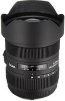 Sigma 12-24 mm F4.5-5.6 DG HSM II (geschikt voor Canon EF) zwart