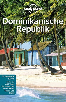 Lonely Planet Reiseführer Dominikanische Republik - Michael Grosberg  [Taschenbuch]