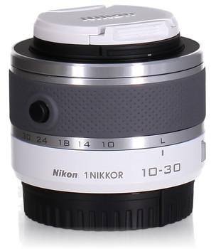 Nikon 1 NIKKOR 10-30 mm F3.5-5.6 VR 40,5 mm filter (geschikt voor Nikon 1) wit