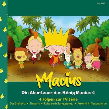 König Macius - Die Abenteuer des König Macius 4