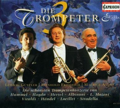 l. Güttler - Die Drei Trompeter