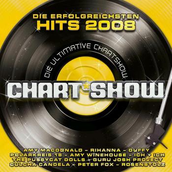 Various - Die Ultimative Chartshow-Hits 2008