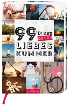 99 Dinge gegen Liebeskummer [Taschenbuch]