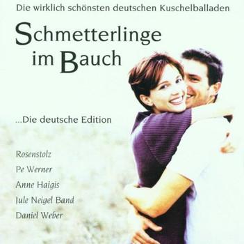 Various - Schmetterlinge im Bauch-Dt.ed