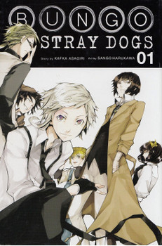 Bungo Stray Dogs: Vol. 1 - Kafka Asagiri [Paperback]