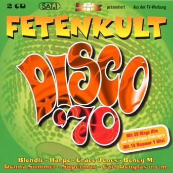 Various - Fetenkult: Disco '70