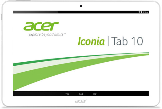 Acer Iconia Tab 10 A3-A20 32 Go eMMC [Wi-Fi] argent
