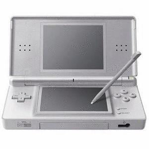 Nintendo DS Lite Argentée