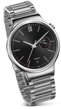 Huawei Watch Classic 38mm argento con bracciale a maglie argento [Wifi]