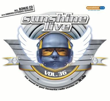 Various - Sunshine Live Vol.36