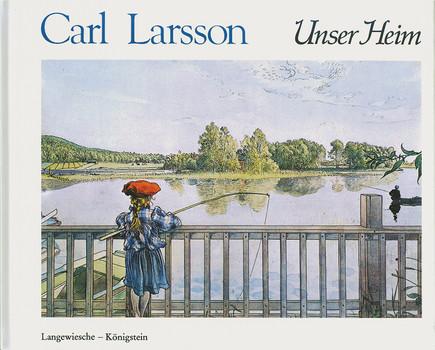 Unser Heim - Carl Larsson