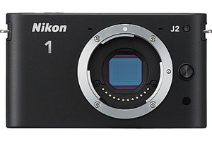 Nikon 1 J2 Caméra System noir