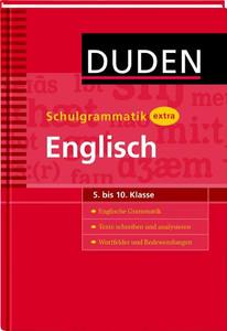 Duden Schulgrammatik Extra Englisch 5 Bis 10 Klasse Englische