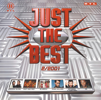 Various - Just The Best 2001 Vol. 2  02/2001