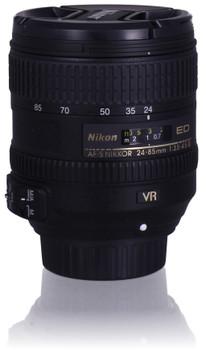 Nikon AF-S NIKKOR 24-85 mm F3.5-4.5 ED G VR 72 mm Objectif (adapté à Nikon F) noir