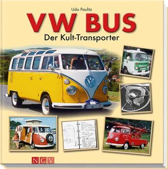 VW Bus. Der Kult-Transporter - Udo Paulitz  [Gebundene Ausgabe]