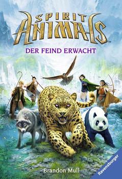 Spirit Animals 1: Der Feind erwacht - Brandon Mull  [Taschenbuch]