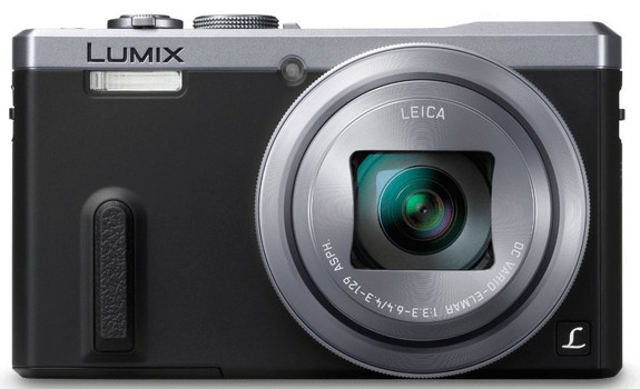 Panasonic Lumix DMC-TZ61 plata