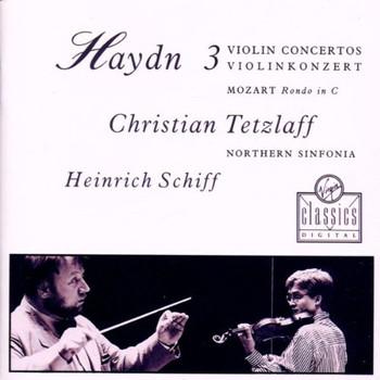 Tetzlaff - Violinkonzerte 1, 3, 4 / Rondo in C