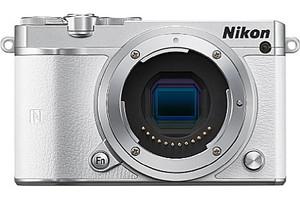 Nikon 1 J5 body blanc