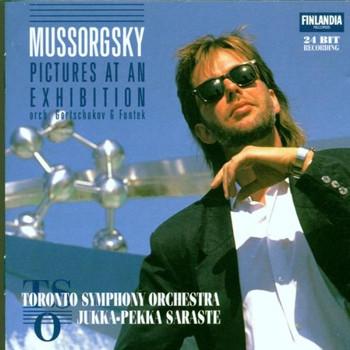 Jukka-Pekka Saraste - Mussorgsky: Bilder Einer Ausstellung
