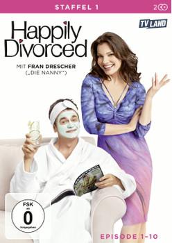 Happily Divorced - Staffel 1, Episode 1-10 [2 Discs]
