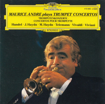 Maurice Andre - Trumpet Concertos