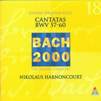 Harnoncourt - Bach 2000 (Kantaten BWV 57-60)