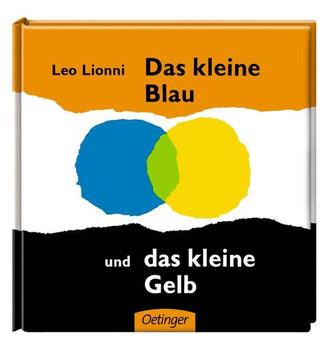 Das kleine Blau und das kleine Gelb, Mini - Leo Lionni  [Gebundene Ausgabe]
