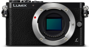 Panasonic Lumix DMC-GM1 zwart