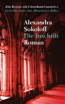 Die Inschrift - Alexandra Sokoloff
