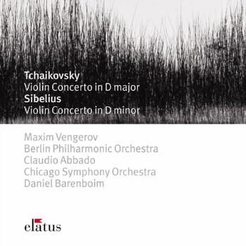 Vengerov - Violinkonzerte