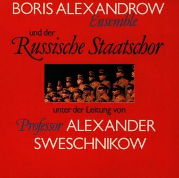 Boris Ensemble Alexandrow - Boris Alexandrow und Alexander