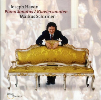 Markus Schirmer - Haydn: Klaviersonaten - piano sonatas