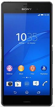 Sony Xperia Z3 16 Go noir