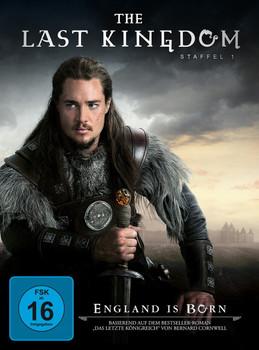 The Last Kingdom - Staffel 1 [4 DVDs]