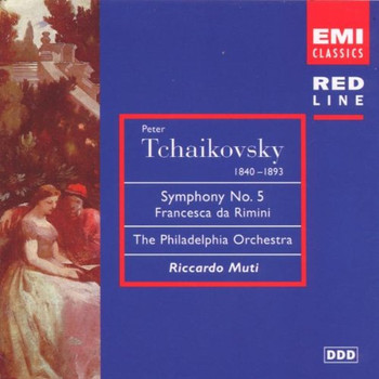 Riccardo Muti - Red Line - Tchaikowsky (Sinfonien)