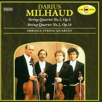 Arriaga String Quartet - Streichquartette