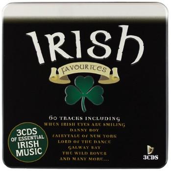 Various - Irish Favourites (Lim.Metalbox ed.)