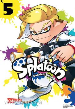 Splatoon 5 - Sankichi Hinodeya  [Taschenbuch]