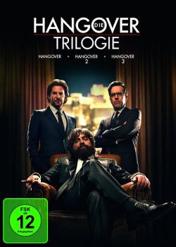 Hangover: Die Trilogie [3 DVDs]