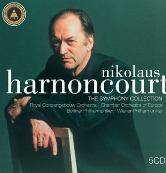 Nikolaus Harnoncourt - The Symphony Collection