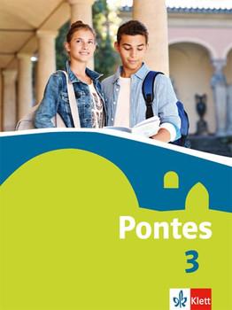 Pontes / Schülerbuch [Gebundene Ausgabe]