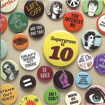 Supergrass - Supergrass Is 10: the Best of