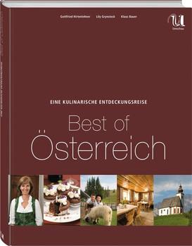Eine kulinarische Entdeckungsreise Best of Österreich - Lily Grynstock  [Gebundene Ausgabe]