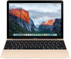 Apple MacBook 12  (Retina Display) 1.2 GHz Intel Core M5 8 Go RAM 512 Go PCIe SSD [Début 2016, clavier français, AZERTY] gold
