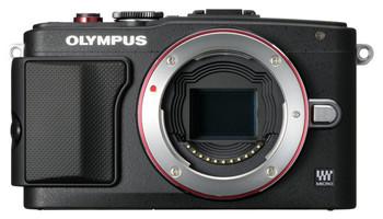 Olympus Pen E-PL6 Cuerpo negro